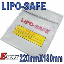 LIPO-SAFE BAG 18X22 cm  EMAX