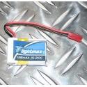 BATTERIE LIPO ZIPPY LIGHTMAX 1S 3.7V  138mah 20C