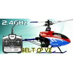 HELICO ESKY BELT CP 2 COMPLET RTF 2.4GHZ  VERT
