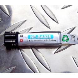 BATTERIE LIPO DE REMPLACEMENT NINE EAGLES HIGH CAP  1S 3.7V  150mah
