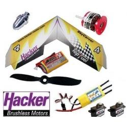 AILE DELTA EPP HACKER  SKYCARVER  DECO HACKER TEAM DESIGN  COMBO 3
