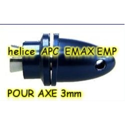 PORTE PINCE PLUS PINCE POUR AXE 2.3mm HELICE TYPE APC / EMP