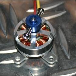 "BRUSHLESS ""20gr"" KV1400 T2819/14  ALIEN MOTOR  HAUT DE GAMME F3P TRACTION jusqu'a 500gr  125W"