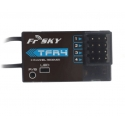 MICRO RECEPTEUR FRSKY  TFR4 (4ch) 2.4Ghz COMPATIBLE  FUTABA FASST