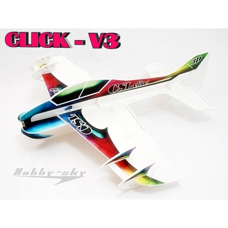 AVION CLICK V3 F3P COMPETITION CLS SEUL
