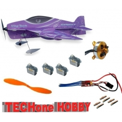 KIT AVION EPP  SPIRIT  2011  TECHone  COMBO 2