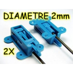 TRAIN RENTRANT PICO MECANIQUE LONG:140 DIAMETRE 2mm PAR 2 PIECES