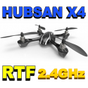 Hubsan X4 H107 Mini Quadcopter RTF 2.4GHZ MODE 1
