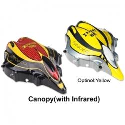 Canopy (avec Infrarouge) pour Walkera QR Infra X QR InfraX-Z-01