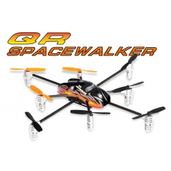 Walkera QR SPACE WALKER sans Radiocmmande 8 Rotors BNF