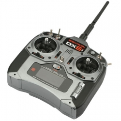 RADIO PROGRAMMABLE SPEKTRUM DX6i  6 VOIES  2.4Ghz + AR6100e MODE 1