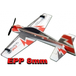 KIT AVION EPP 8mm  3D  SBACH