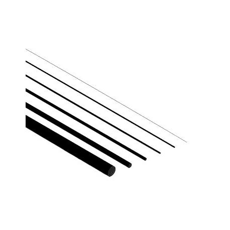JONC CARBONE DIAMETRE 1mm  LONG: 1 METRE