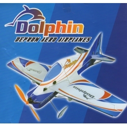 AVION DEPRON DOLPHIN  COMPETITION SEUL