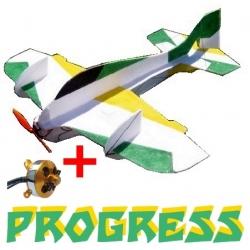 KIT  PROGRESS  EPP Avec Accastillage et moteur