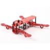 CADRE ROUGE  FPV 250  CHASSIS HELLO COLOR   Multi-Rotor  FIBRE
