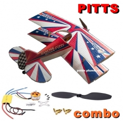 KIT AVION EPP DANCING PITTS SPORT COMBO