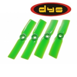 LOT DE 4  HELICES  DYS  CW / CCW 3X3 VERTES HAUTE PERFORMANCE