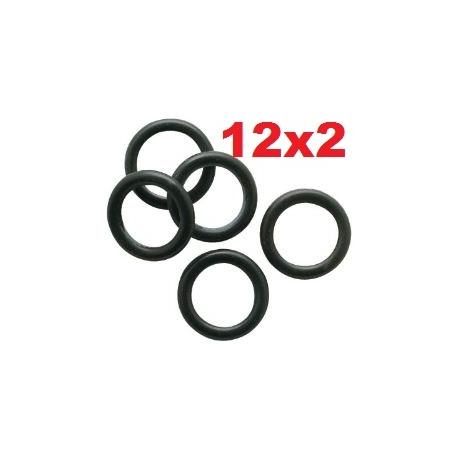 LOT DE 5 MINI  JOINTS TORIQUES ELASTIQUES PROPSAVER  12mmX2mm