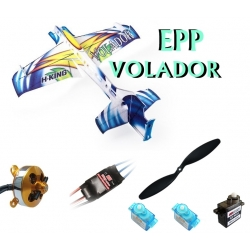 KIT AVION EPP 3D VOLADOR COMBO