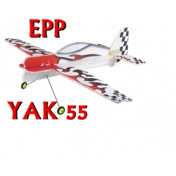KIT AVION EPP 3D YAK 55
