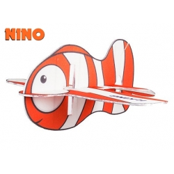 KIT AVION EPP 3D CLOWN NINO