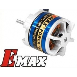 MOTEUR  BRUSHLESS  HELICO CLASSE 200 a 400 EMAX HL2010/04