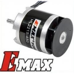 MOTEUR  BRUSHLESS  HELICO CLASSE 450 EMAX HL2215/450  504W