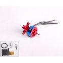 """MICRO MOTEUR T1811  """"11g""""  KV1800 BRUSHLESS TURNIGY  traction jusqu'a 150gr  30W"""