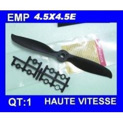 HELICE TYPE APC EMP 4.5X4.5E HAUTE VITESSE PROPULSION OU TRACTION PAR UNE PIECE