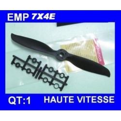 HELICE TYPE APC EMP 7X4E HAUTE VITESSE PROPULSION OU TRACTION PAR UNE PIECE