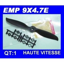 HELICE TYPE APC EMP 9X4.7E HAUTE VITESSE  PAR UNE PIECE
