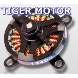 "BRUSHLESS ""16gr"" KV2350  T2402 TIGER MOTOR  HAUT DE GAMME F3P TRACTION jusqu'a 260gr  65W"