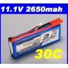 batterie lipo 11.1v 2650mah 30C / 40C  TURNIGY
