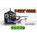 HELICO ALIGN  T-REX 100S SUPER COMBO RTF