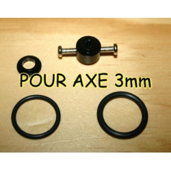 PROPSAVER POUR AXE 3mm HELICE TYPE APC / EMAX / EMP