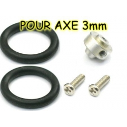 PROP SAVER POUR AXE 3mm HELICE TYPE APC / EMAX / EMP