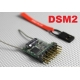 MICRO RECEPTEUR 4g MX  2.4GHZ  6 VOIES  COMPATIBLE DSM2 SPEKTRUM
