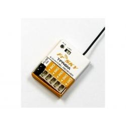 MICRO RECEPTEUR FRSKY  TFR6M (6ch) 2.4Ghz COMPATIBLE  FUTABA FASST