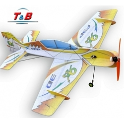 KIT AVION EPP  3D  YAK 54 T&B