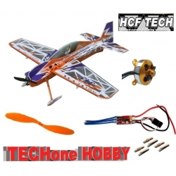 AVION SBACH 342 F3P COMPETITION TECHONE / HCF KIT + COMBO 1