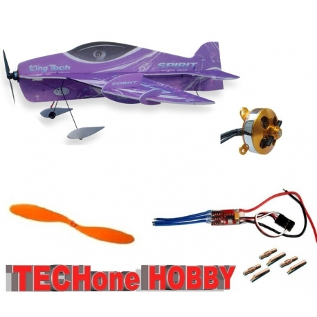 KIT AVION EPP  SPIRIT  2011  TECHone  COMBO 1