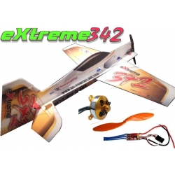 AVION SBACH eXtreme 342  COMPETITION COMBO 1  / GOLD