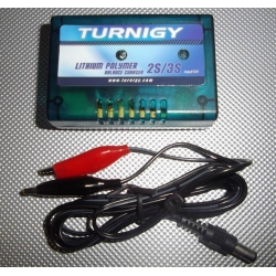 CHARGEUR EQUILIBREUR LIPO 12V TURNIGY LIPO 2S ET 3S