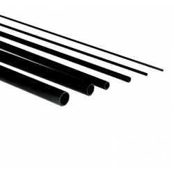 TUBE CARBONE DIAMETRE 3mm x 2mm  LONG: 500