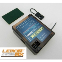 RECEPTEUR LEMON RX 2.4GHZ  10 VOIES  COMPATIBLE  DSM2 SPEKTRUM