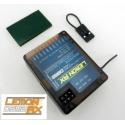 RECEPTEUR LEMON RX 2.4GHZ  8 VOIES  COMPATIBLE  DSM2 SPEKTRUM
