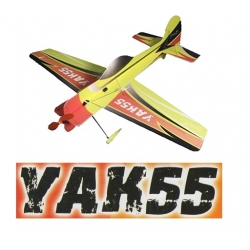 AVION DEPRON YAK55  COMPETITION SEUL