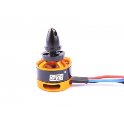 MOTEUR BRUSHLESS DYS BE1806 KV2300 18g
