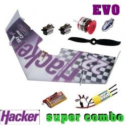 AILE DELTA EPP HACKER  SKYCARVER  DECO HACKER TEAM DESIGN  SUPER COMBO